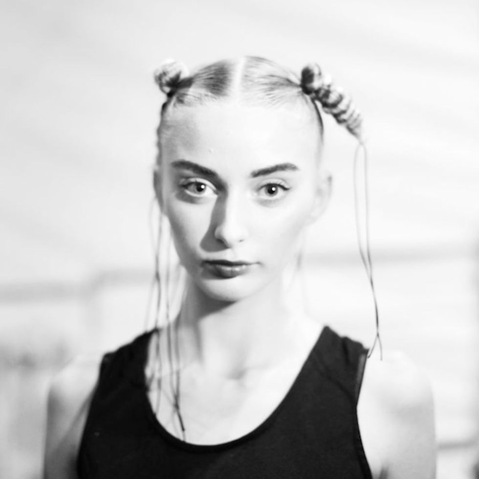 Mia Moretti + Diggy Lloyd's New York Fashion Week Diary