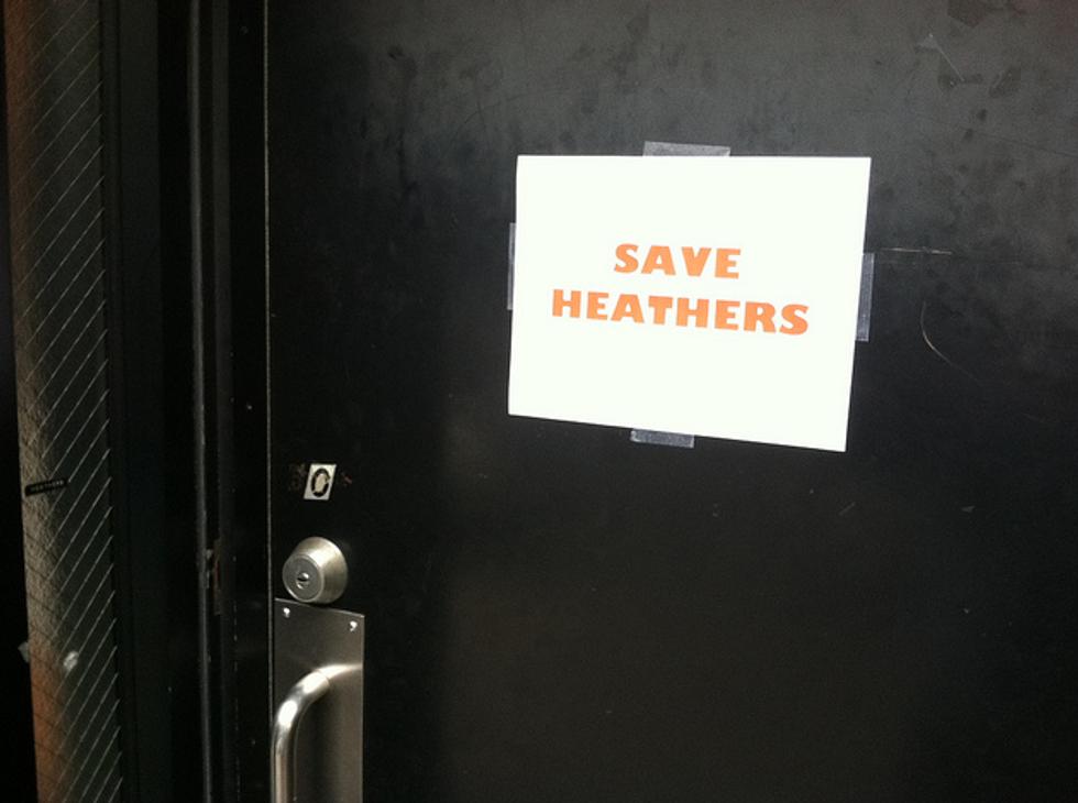 Heathers In Danger of Being Shut Down