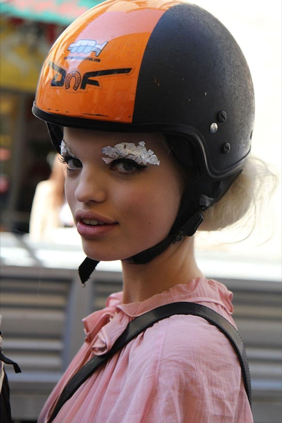 Italians Do It Better: Street Style from Milan Fashion Week, Day 2