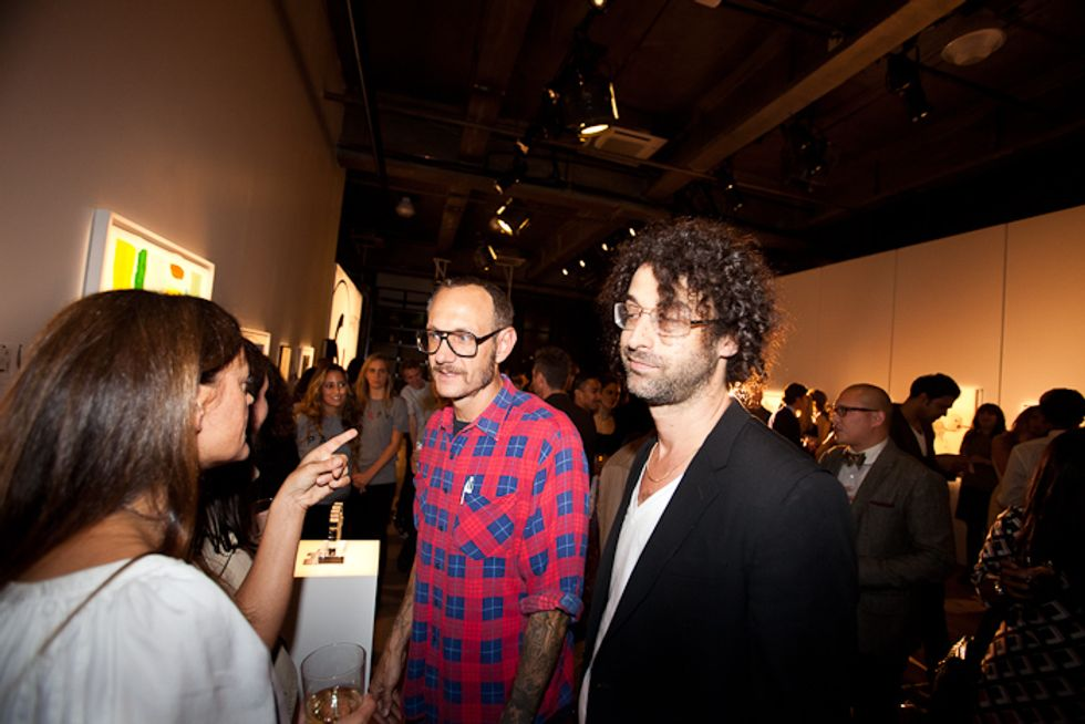Scenes From Rx Art's + Chanel Beauté's Annual Party