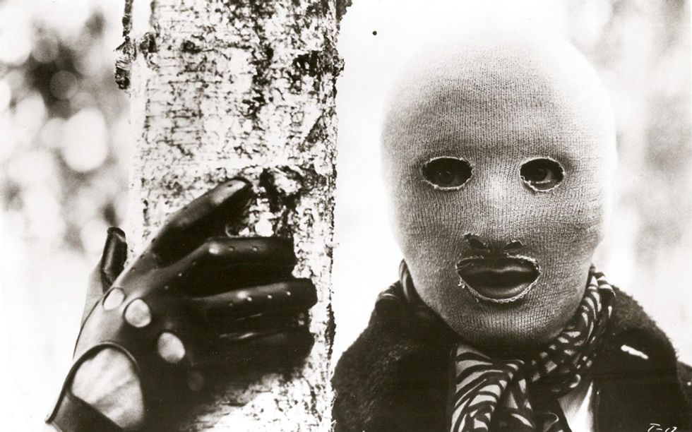 Great Italian Giallo Thriller Torso On Blu-ray