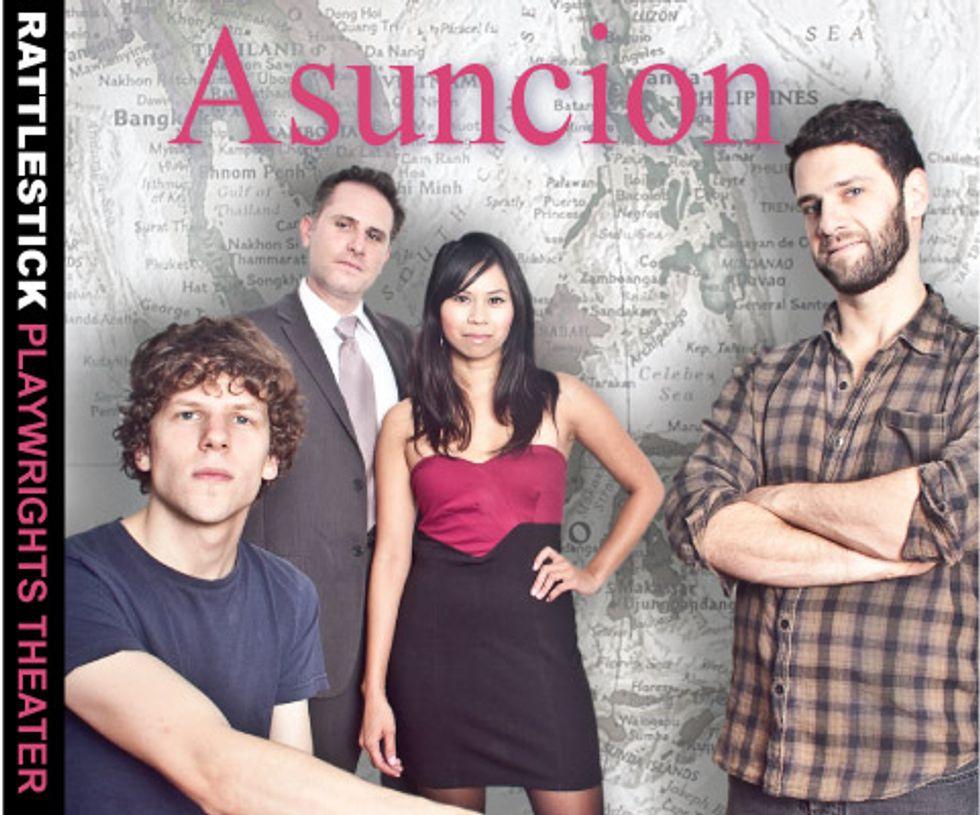 Zoe Kazan, Jesse Eisenberg and Adam Rapp: This Month in Theater, October 2011