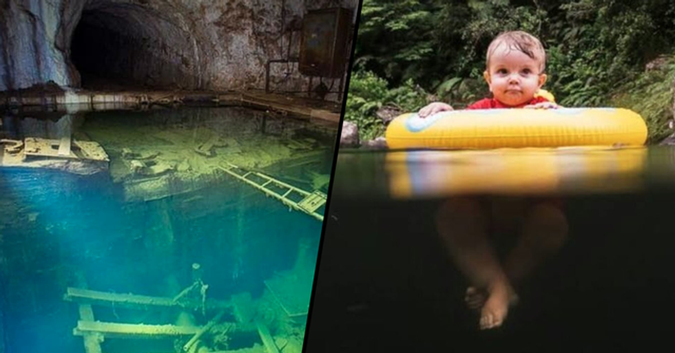 Thalassophobia Is a Real, Absolutely Terrifying Thing and You Almost Definitely Have It