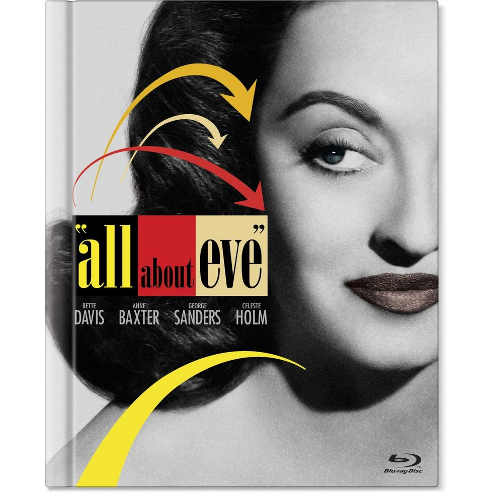 The Crackling, Wonderfully Sardonic All About Eve On Blu-ray