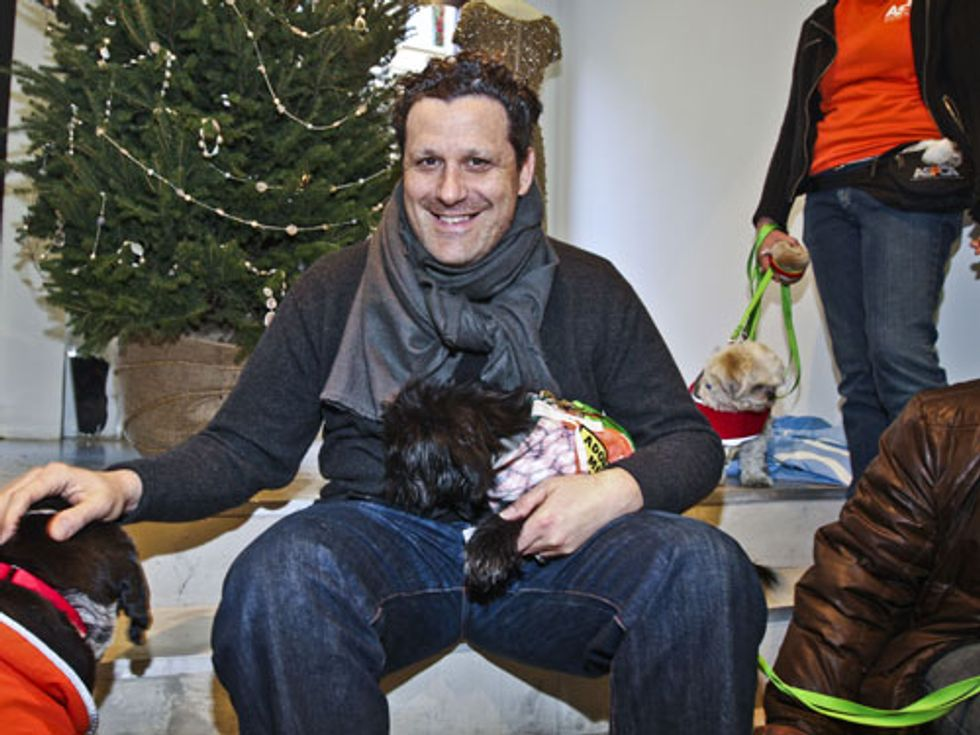 Isaac Mizrahi on His Poodle-Inspired Fall Collection and Tips for Poaching Fish
