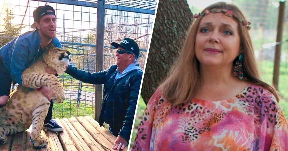 Jeff Lowe's Son Addresses Rumor That Carole Baskin Is His Mom