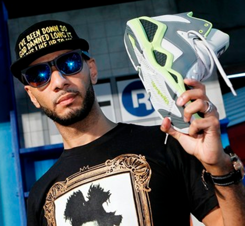 Swizz Beatz for Reebok and Bette Midler for Michael Kors in Today's Style Scraps