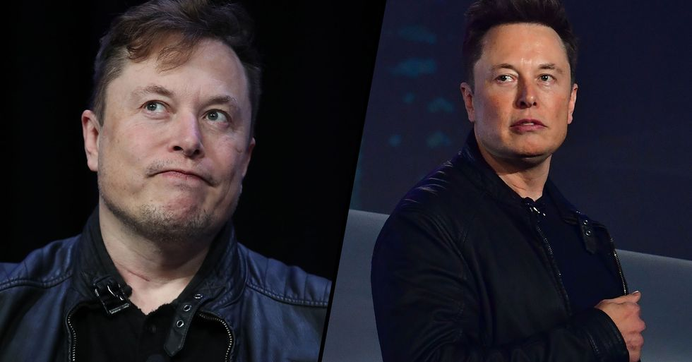 Elon Musk Causes Worldwide Outrage With 'Red Pill' Tweet