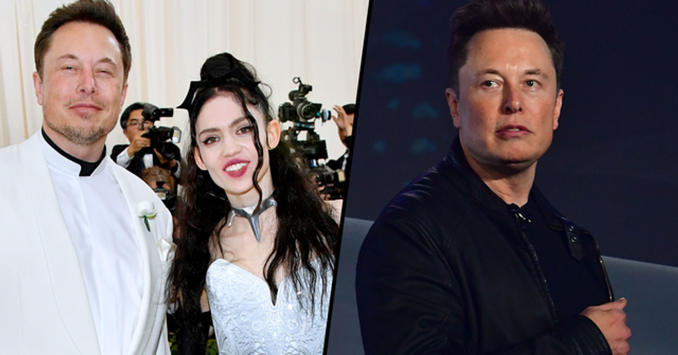 Grimes' Mom Is Subtly Shading Elon Musk On Twitter
