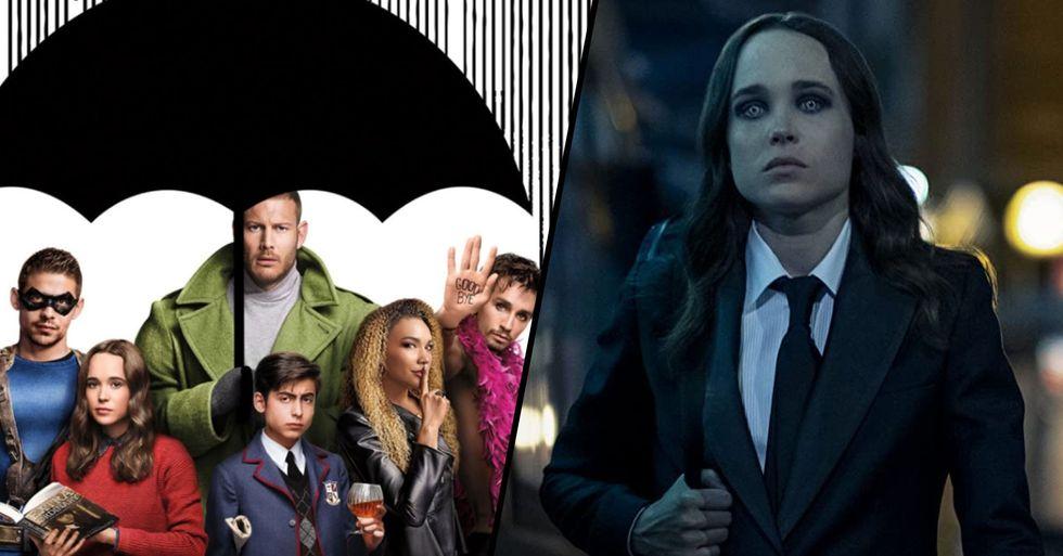The Umbrella Academy Season 2 Premieres on Netflix July 31st