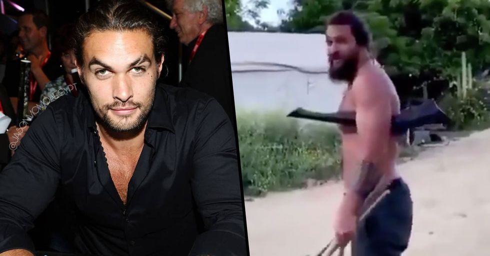 Jason Momoa Sparks Fury With Recent Instagram Post