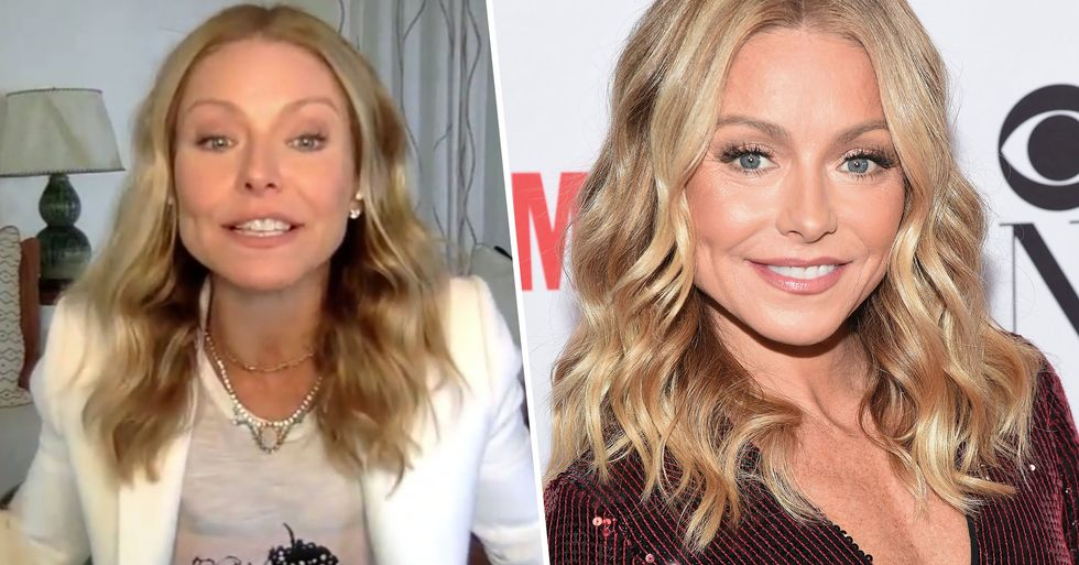 Kelly Ripa Claps Back After Viewers Criticize Her On-Air Appearance