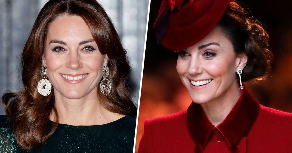 Royal Fans Stunned by Kate Middleton's Surprising New Lockdown Look