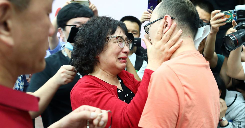 Man Kidnapped as a Toddler Reunites With Parents After 32 Years