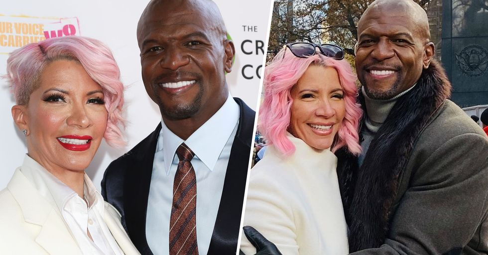 Terry Crews Says Wife is '100% Cancer Free' After Beating Breast Cancer