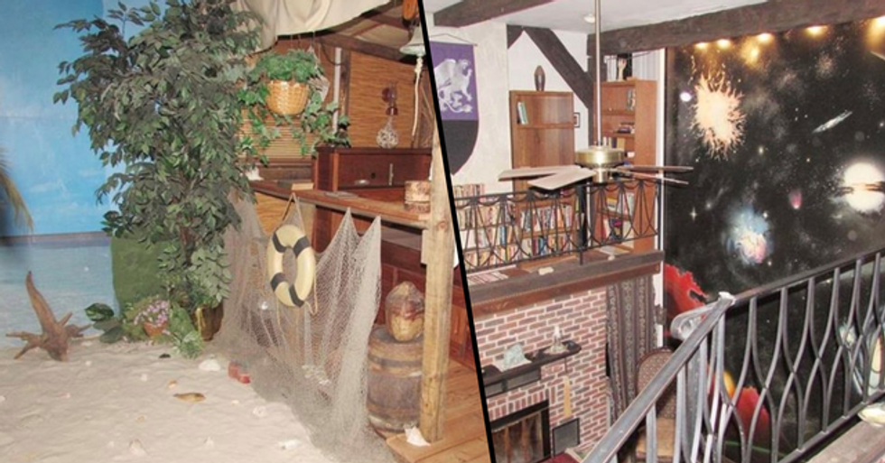 Pittsburgh House Listing Goes Viral for Being Completely Bonkers