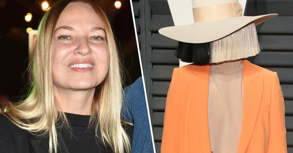 Sia Adopts Two Teenage Boys Who Were Aging out of Foster Care