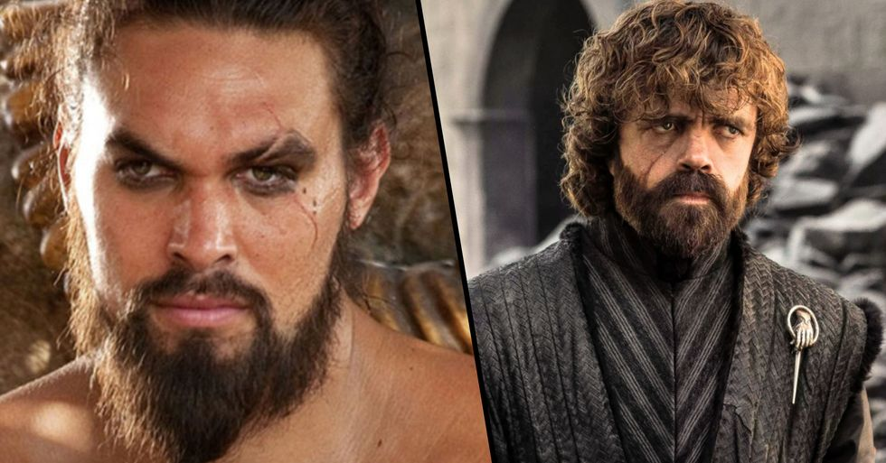 'Game of Thrones' Stars Peter Dinklage and Jason Momoa to Reunite for Vampire Thriller