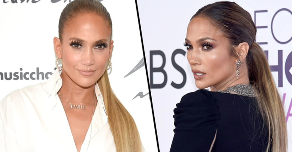 Jennifer Lopez's New Bangs Will Convince You to Cut Yours in Quarantine