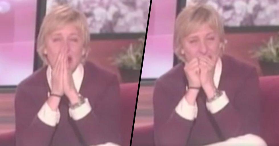 Ellen DeGeneres' Intense On-Camera Breakdown in 2007 Episode Unearthed