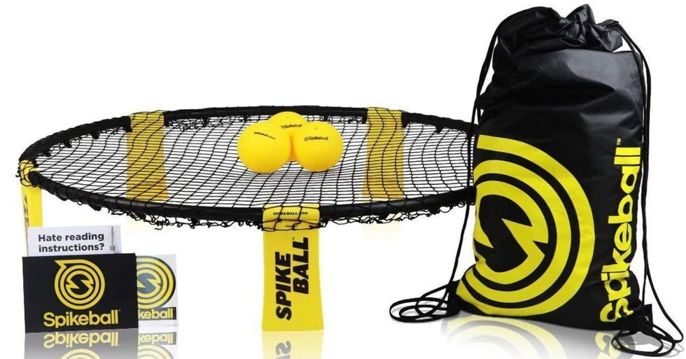 This Spikeball Kit Is the Best Activity for the Back Garden or Even Indoors During Lockdown
