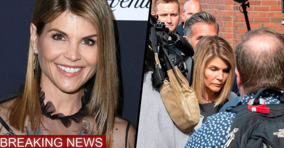 'Full House' Star Lori Loughlin and Husband Plead Guilty in College Admissions Scam