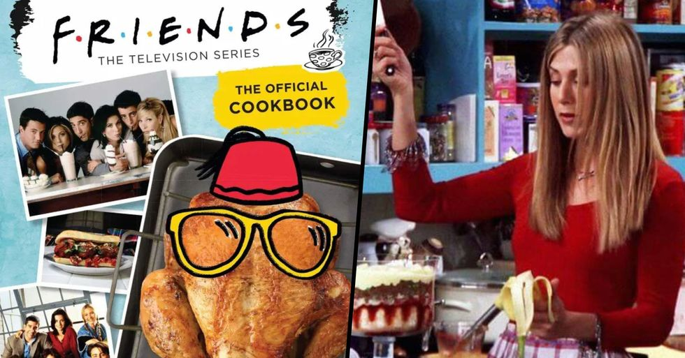 First Official 'Friends' Cookbook Is Being Released and Could We Be Any More Excited?