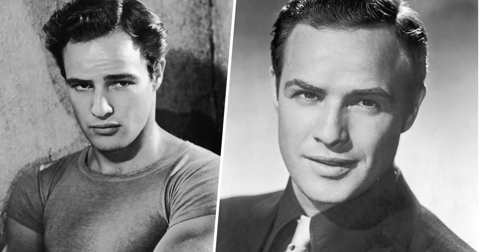 Marlon Brando's Grandson Looks Exactly Like Him When He Was Young and the Internet Has Fallen in Love