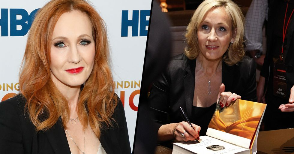 JK Rowling to Release New Book Online for Free