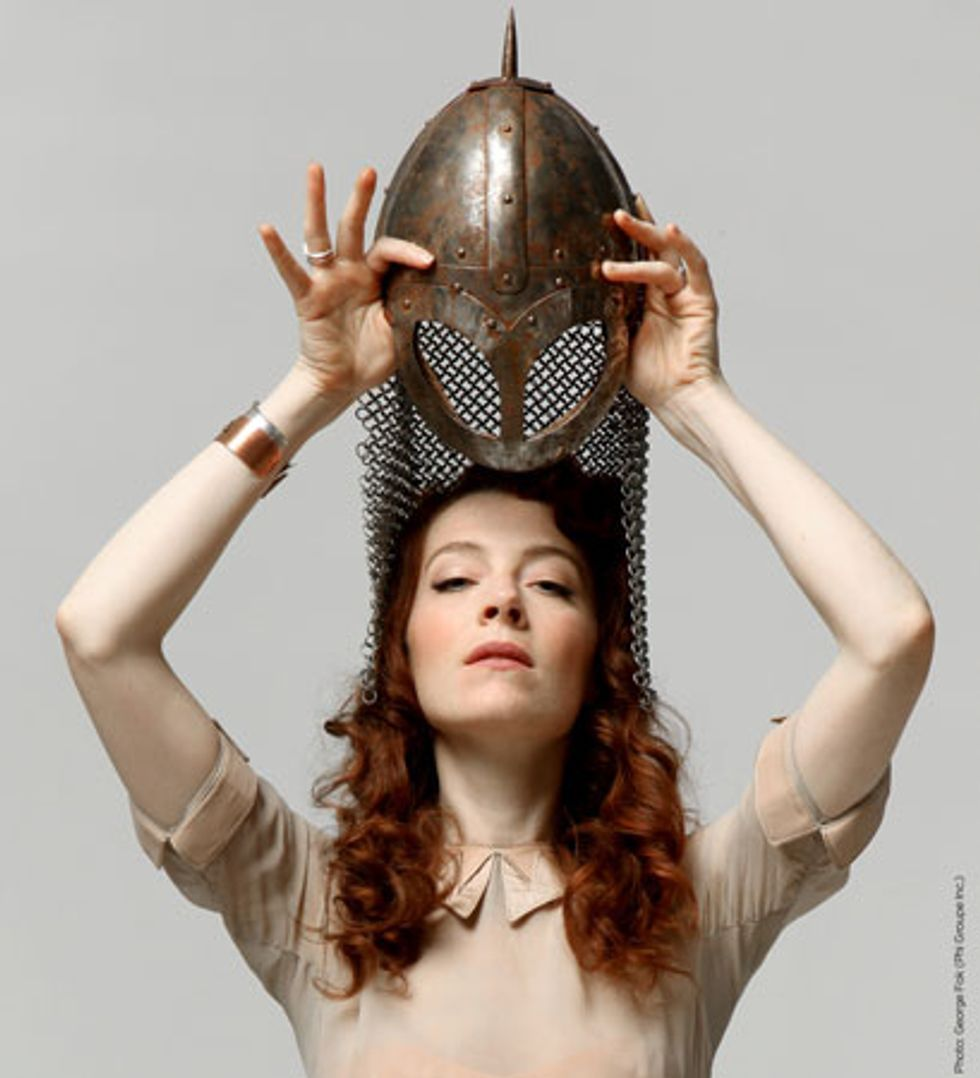 Write a Spell for Two Tickets to See Melissa Auf der Maur at the Highline Ballroom