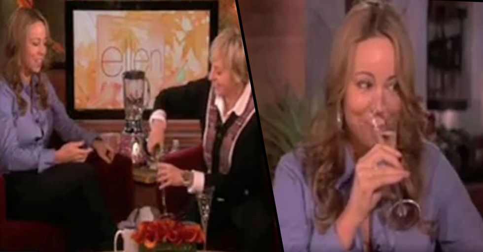 People Are Accusing Ellen DeGeneres of 'Forcing' Mariah Carey to Reveal Pregnancy Weeks Before Miscarriage