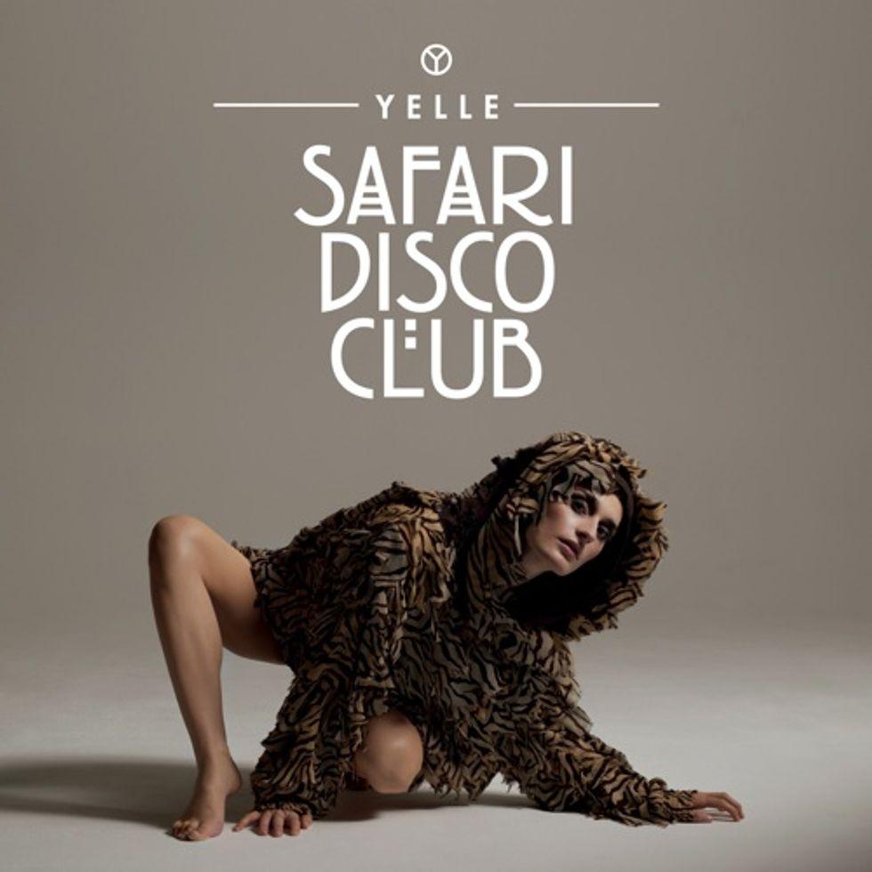 The Hunt for Yelle's Safari Disco Club