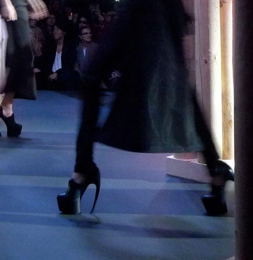 Cute Shoe Alert! Killer Heels at Thierry Mugler