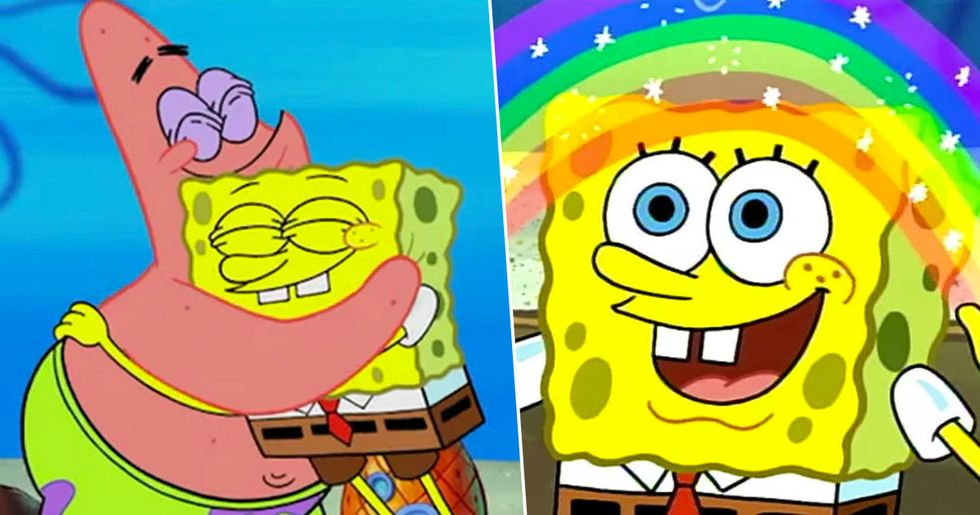 SpongeBob' Is a 'Violent,' 'Racist' Colonizer Says University Professor