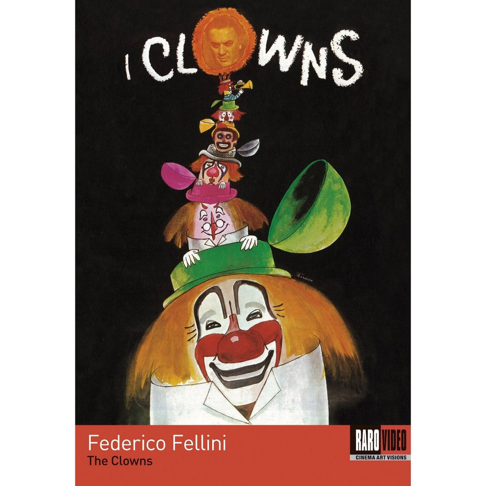 Fellini's Under-Appreciated The Clowns On DVD
