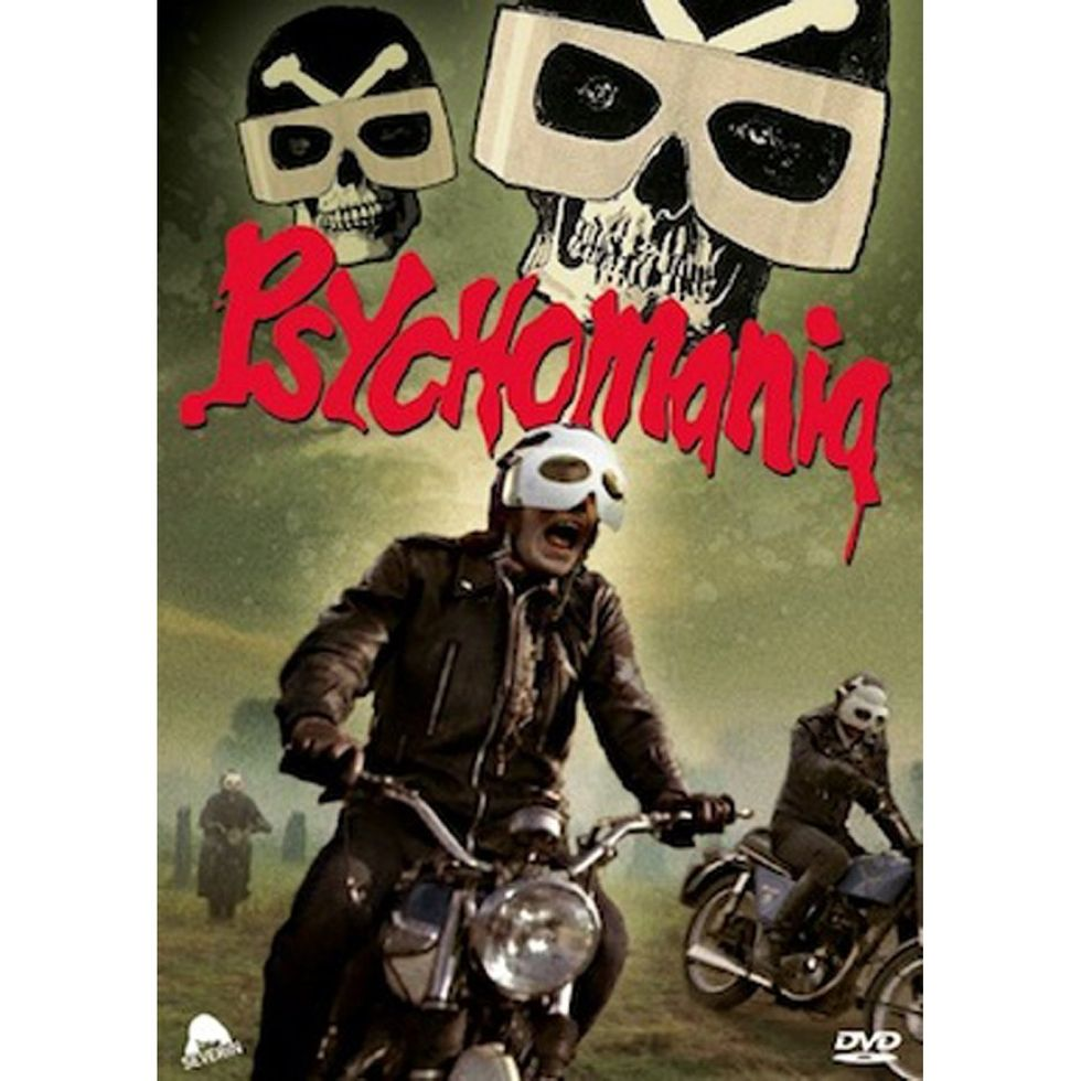 Oddball British Cult Film Psychomania On DVD