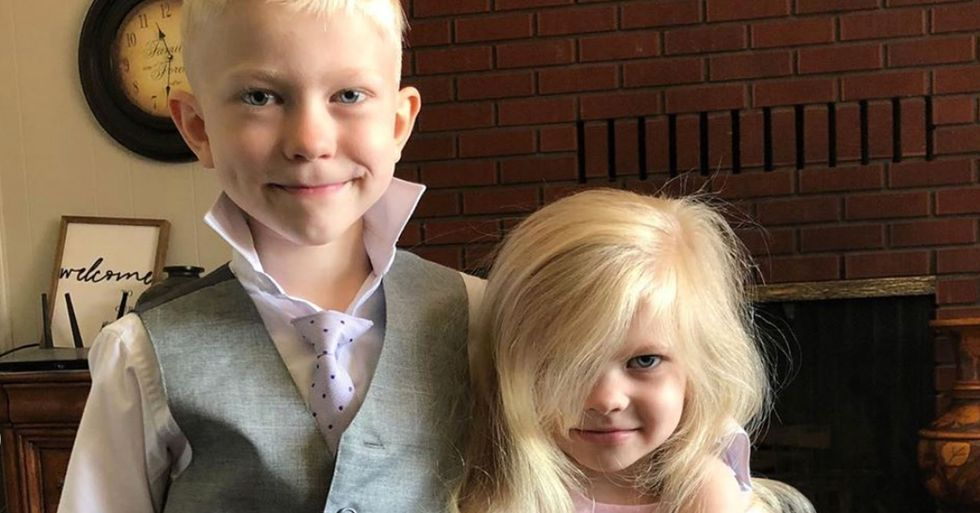 Six-Year-Old Hailed a Hero for Saving His Little Sister From Dog Attack