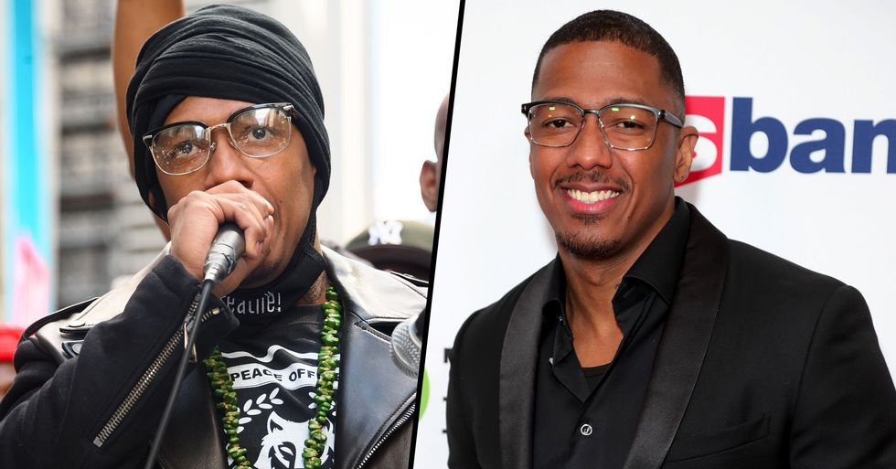 Nick Cannon Accused of 'Black Supremacy' After Calling White People 'True Savages'
