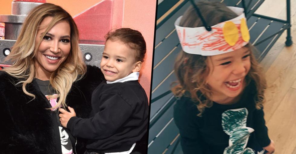 'Glee' Creators Starting College Fund for Naya Rivera's Son