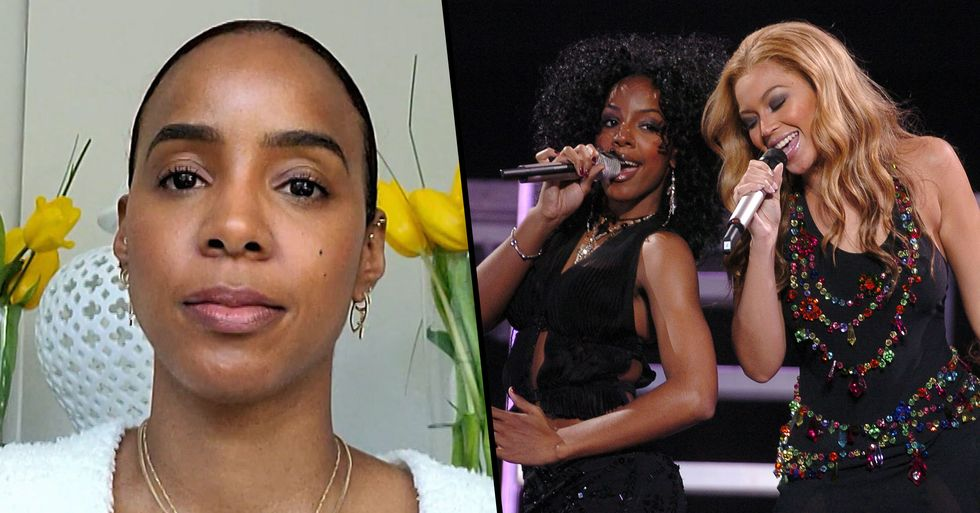 Kelly Rowland Describes Being in Destiny's Child With Beyoncé as 'Torture'