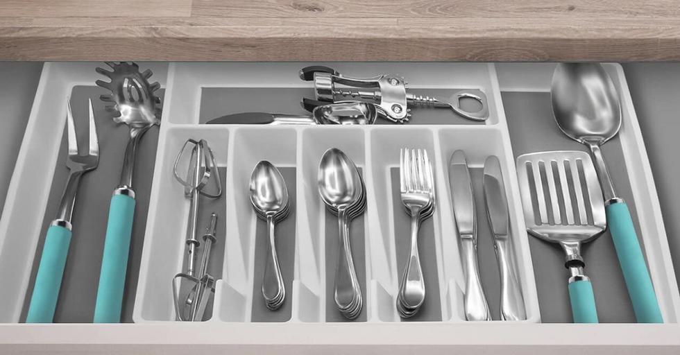 The 10 Best Kitchen Drawer Organizers (2020)