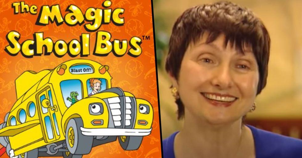 'The Magic School Bus' Author Joanna Cole Dies Aged 75