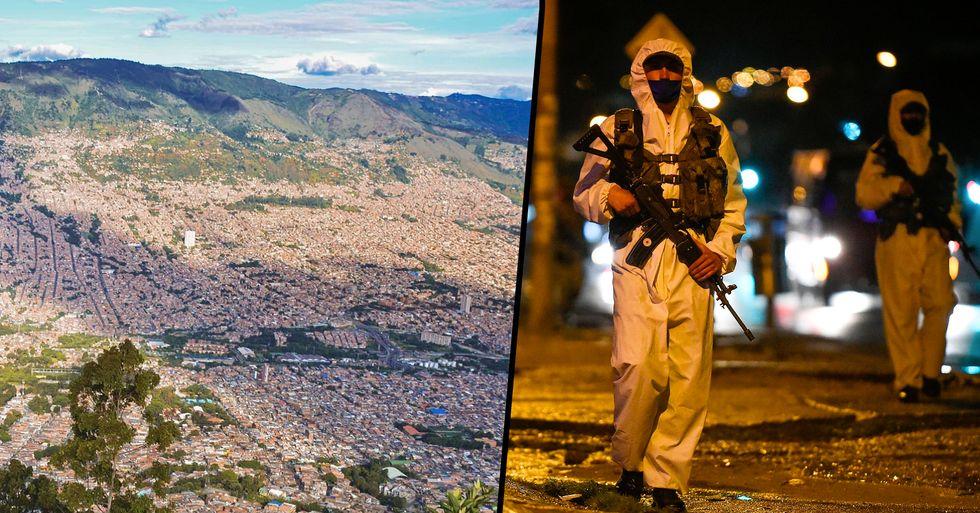 Colombian Cartels Are Executing People Who Break Coronavirus Lockdown