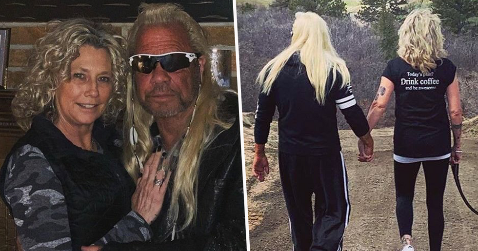Dog The Bounty Hunter's new Fiancée Joins the Family Business to Replace Beth