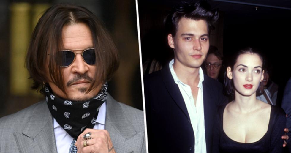 Johnny Depp's Exes Winona Ryder and Vanessa Paradis Blast 'Horrific' Claims Against Him