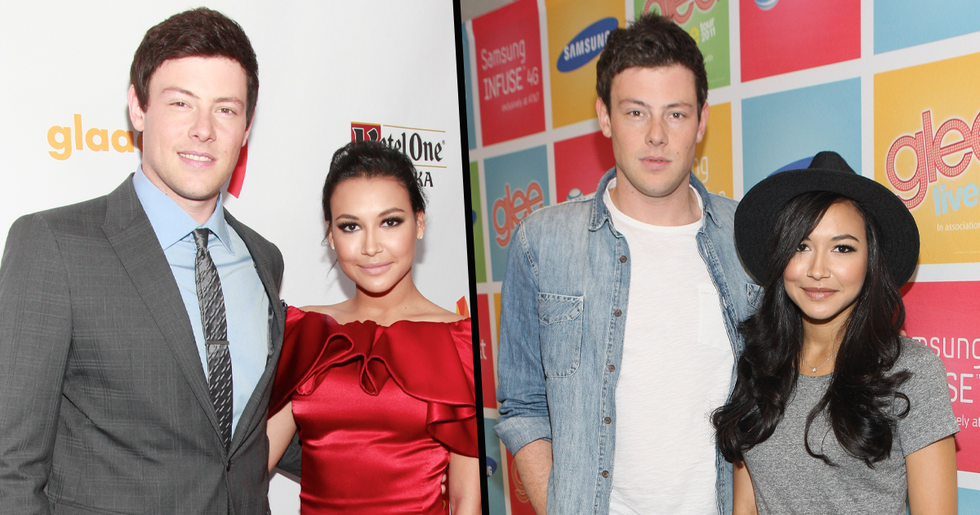 Cory Monteith's Mom Opens up About His Friendship With Naya Rivera and It's Heartbreaking