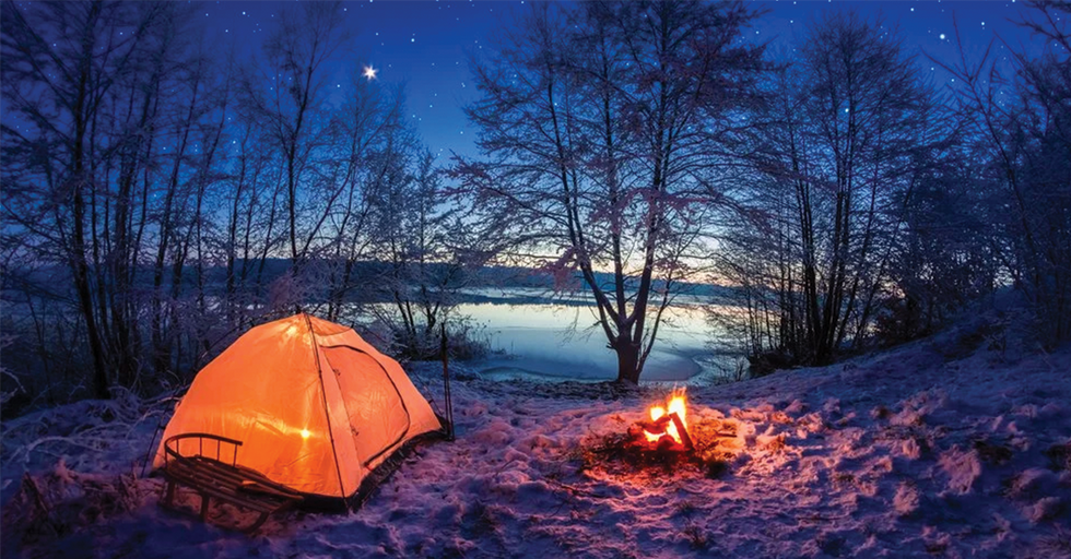 Best Cold-Weather Camping Gear for Snow (2020)
