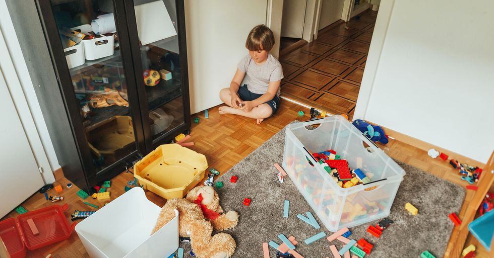 Mom's Instagram Post of Toddler's Bedroom is Really Dividing Opinion