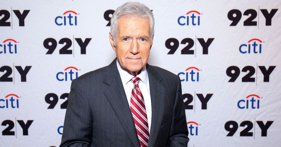 Alex Trebek Looks Incredible and Says He Expects to Be Filming New 'Jeopardy' Episodes Soon