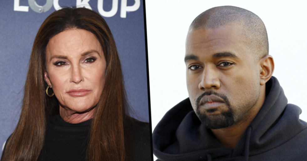 Caitlyn Jenner Says She Wants to be Kanye West's Vice President